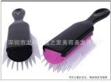 专业正品九排梳九行梳吹卷梨花造型卷发梳子
