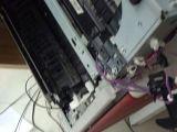济南惠普1020打印机换墨盒硒鼓,hp原装耗材