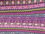 民族风电脑编织毛织提花面料 时尚男装女装毛衣会织布料 219