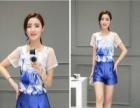 时尚针织韩版小香风两件套女装批发厂家货源衣服批发网