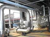 烟台橡塑白铁皮保温施工工艺管道保温施工厂家