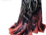 秋冬新款 围巾披肩两用超长女士围巾 羊绒质感 厂家围巾批发