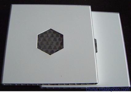 厦门穿孔铝质吸音板厂家铝扣板铝挂板装饰材料