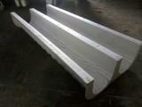 贵州安顺仿树桩护栏模具仿树皮塑料模具厂家