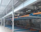 银川回收机械立体车库收购平面移动停车场设备