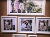 成都藝站相框制作定制之經典熱銷照片墻組合