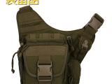 工厂直销 新款户外单肩包 单反相机背包 军迷包 超级鞍袋