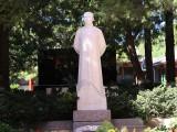 北京海淀區,萬安公墓,埋葬的名人有幾位