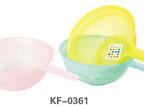 直供双层滴水盘实用性强低价销售圆形层滴水瓢厂家直销立白定制品