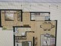 地铁附近金谷美丽城 纯南正规两居 全明格局 新房没住过
