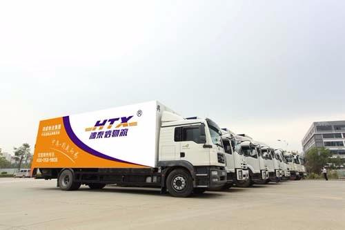 提供厦门出口到香港专业物流服务