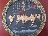 供应企业公司年会纪念品炭雕礼品摆件定制