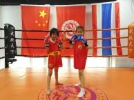 天津市青少年(少儿)武术散打暑假培训班
