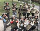 重庆沙坪坝军事夏令营暑假夏令营咨询电话