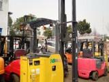 转让二手叉车 二手小松电动叉车二手小松堆高电动叉车