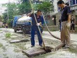 兰州专业通下水 修水管 钻孔 打洞 高压车清洗管道