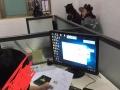 在义乌淘宝办公24寸液晶台式等设备
