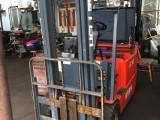 常州仓库冷库专用电瓶叉车2吨电动叉车二手叉车包好用 很便宜