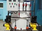加药箱在水处理行业中的应用以及实用价值