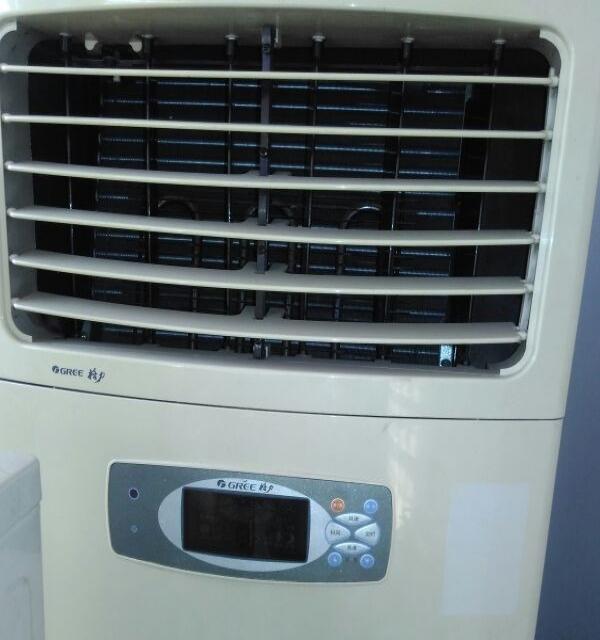 格力3匹柜式空调,保修一个月