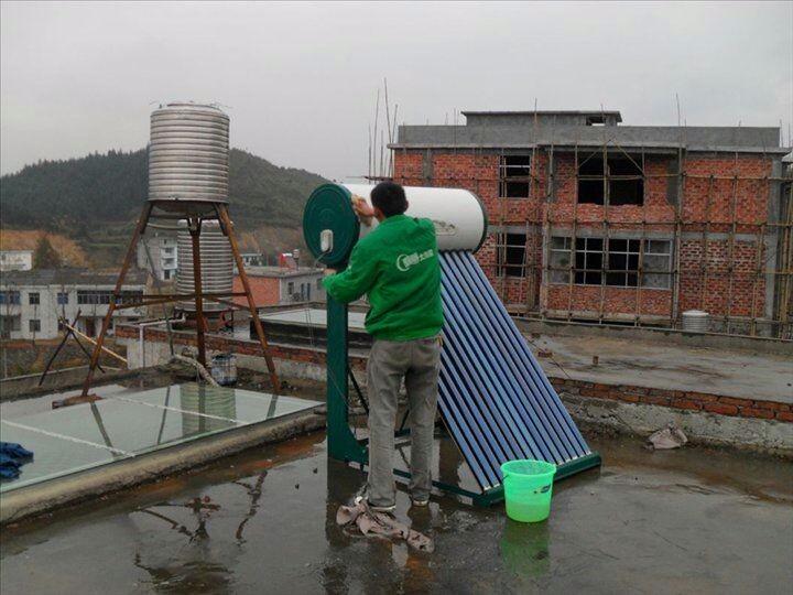 转让二手桑乐太阳能皇明太阳能凯特太阳能热水器