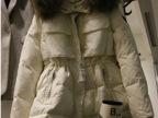 韩国代购韩版女棉衣中长款仿真大毛领加厚冬季外套羽绒棉服棉袄