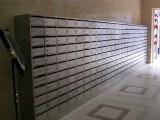 信报箱不锈钢小区室外通用型不锈钢智能刷卡电子信报箱北京厂家