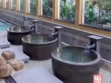 景德镇陶瓷洗浴大缸日本温泉泡澡大缸陶瓷澡缸韩式泡缸洗浴缸厂家