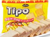 正宗越南进口tipo白巧克力鸡蛋牛奶面包干零食品早餐