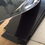 黑色abs板料 远华有贴膜ABS板 白色ABS板