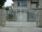 天津市定制别墅铁艺大门 天津承接铁艺围栏安装