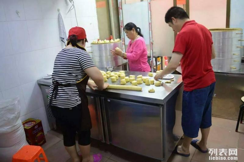 五谷杂粮包子加盟35800元开店