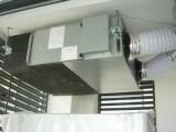 广州办公室别墅实验室PM2.5全热交换新风净化新风机安装