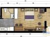 塘沽房产1室1厅-95万元
