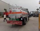 福建二手油罐车直销 5吨油罐车多少钱