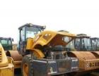 河南二手20吨22吨26吨压路机//胶轮双钢轮铁三轮压路机