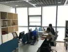 恒威大厦精装写字楼192平带全套新办公家具
