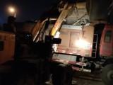 成都天府新区专业拆除打墙建渣清运保洁带自卸车