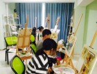 华学教育青少年素描美术动漫培训班