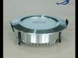 厂家热销精品射灯led筒灯雾银氧化SMD 最低价最便宜LED天花