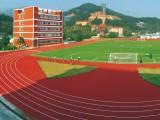 广西桂平玉林学校标准13MM厚透气塑胶跑道工程每平方造价施工