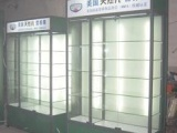 供应保健品展示柜·铝钛合金展示柜,