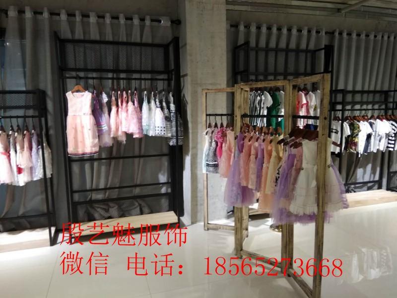 广州市童装市场现货品牌童装库存尾货货源批发一对一服务