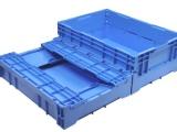 东莞茶山塑胶折叠胶箱厂家,石碣石龙塑料折叠箱加工厂