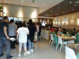周浦地铁口 成熟园区门面出租 宽8米,招特色小吃,西餐日料等