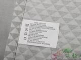 外贸家纺欧美原单床上用品高支高密平纹纯棉