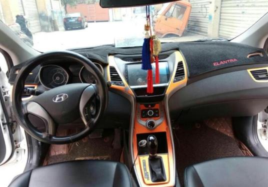 转让 轿车 现代 北京现代朗动 现车在店 到店可提