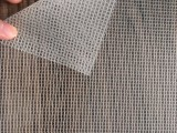 供应台车防尘布 防雨 透明PVC夹网布100米起订现货