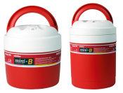 深圳厂家供应  定做大容量双层塑料保鲜箱2.9L