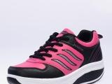 运动鞋批发冬季新款户外鞋 女士耐磨底摇摇鞋 户外运动瘦腿短跑鞋